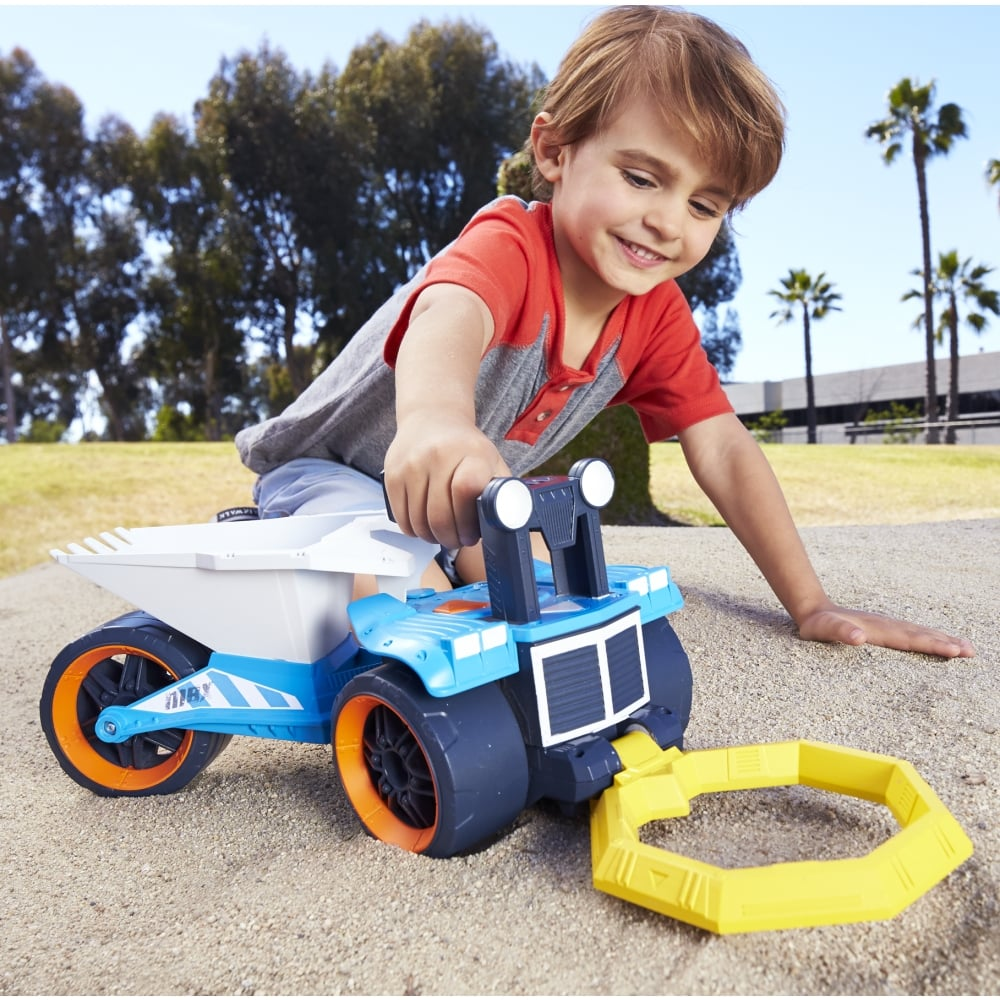 For 4-Year-Olds: Matchbox Treasure Tracker Metal Detector Truck