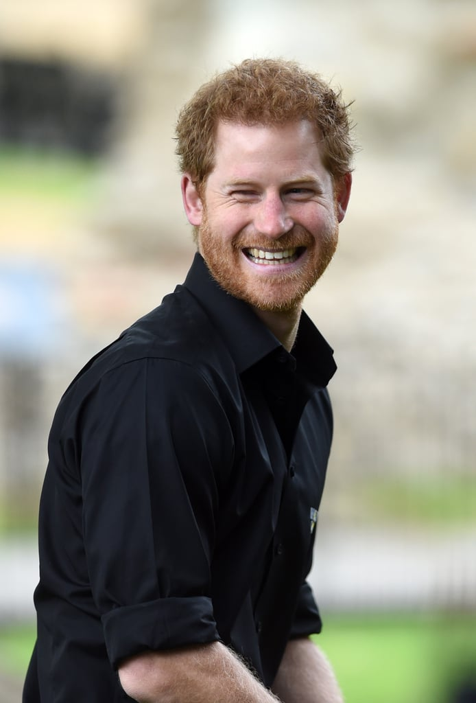 Reasons We Love Prince Harry
