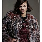Topshop Fall 2012 Ad Campaign