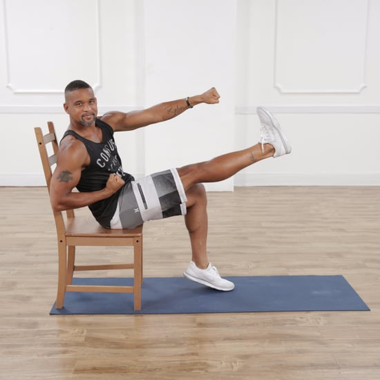 Seated Ab Exercises From Shaun T