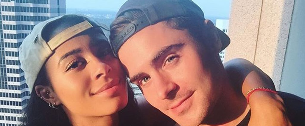 Zac Efron Shares the Sweetest Message For Sami Miró in Honour of Their Anniversary