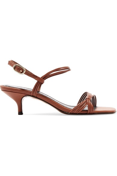 Souliers Martinez Guardamar Leather Sandals