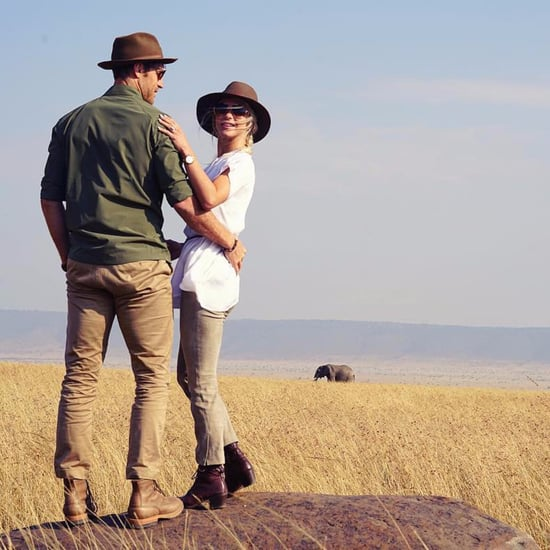 Where Is Julianne Hough on Her Honeymoon?