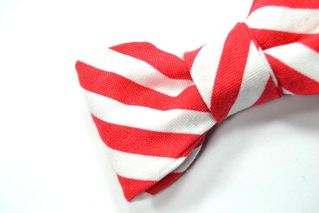 Clip-On Bow Tie