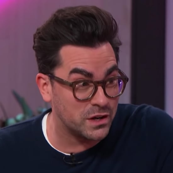 "Dan Levy on His ""Behind These Hazel Eyes"" Music Video Cameo"