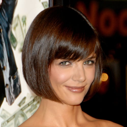 Pictures of Katie Holmes and Her Beauty Looks Over the Years