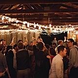 Reception Twinkle Lights