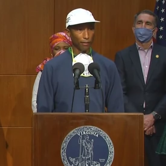 Pharrell Williams Helps Make Juneteenth Holiday in Virginia
