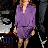Stella McCartney at the Hoping Foundation's Rock On benefit in London.