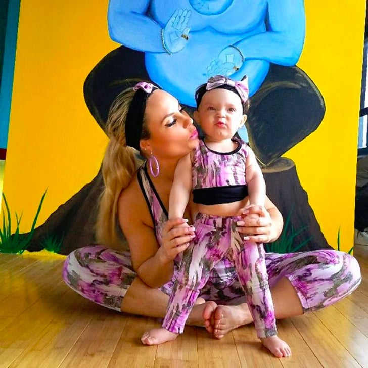 Ice T And Coco S Cute Pictures Of Daughter Chanel