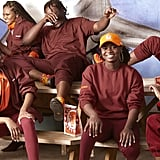 The Popeyes Uniform Campaign