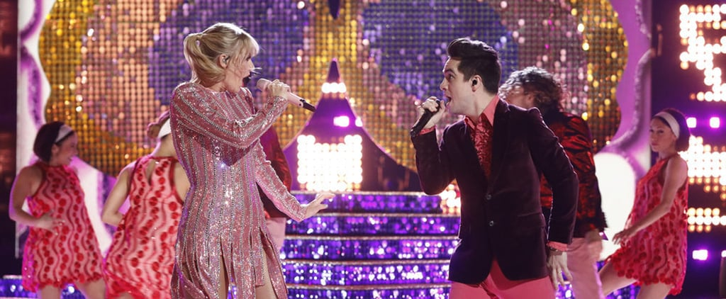 """Taylor Swift """"Me!"""" Performance on The Voice Finale"""