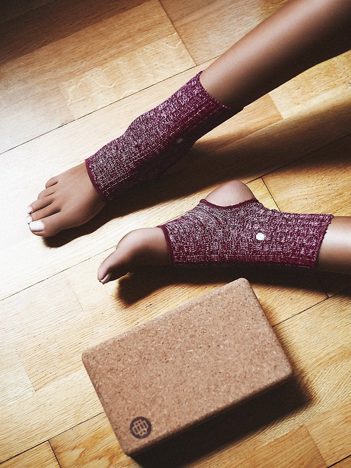Free People Yoga Sock