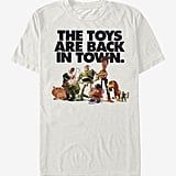 Disney Pixar Toy Story Toys Are Back in Town T-Shirt