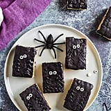 Halloween Spider Rice Krispie Treats
