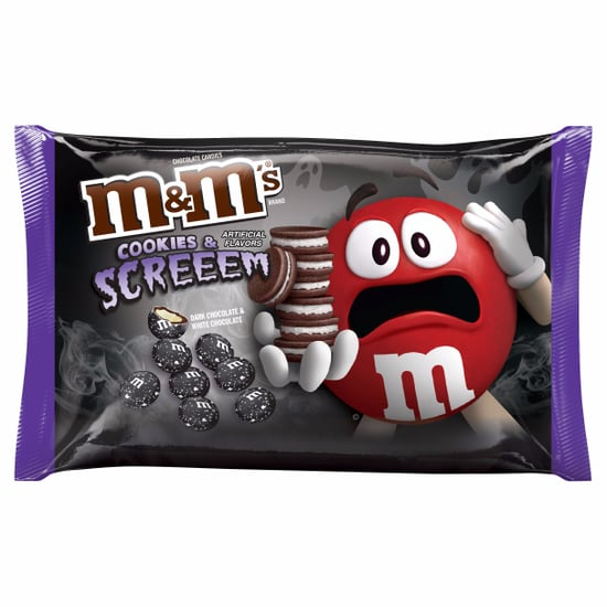 Cookies and Cream M&M's