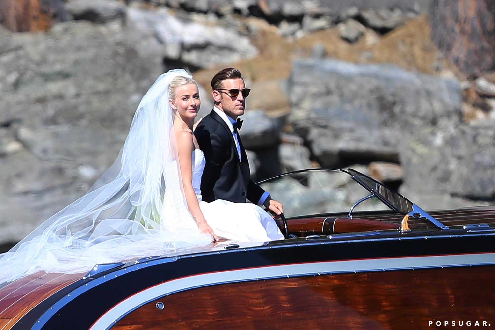 Julianne Hough And Brooks Laich Wedding Facts Popsugar