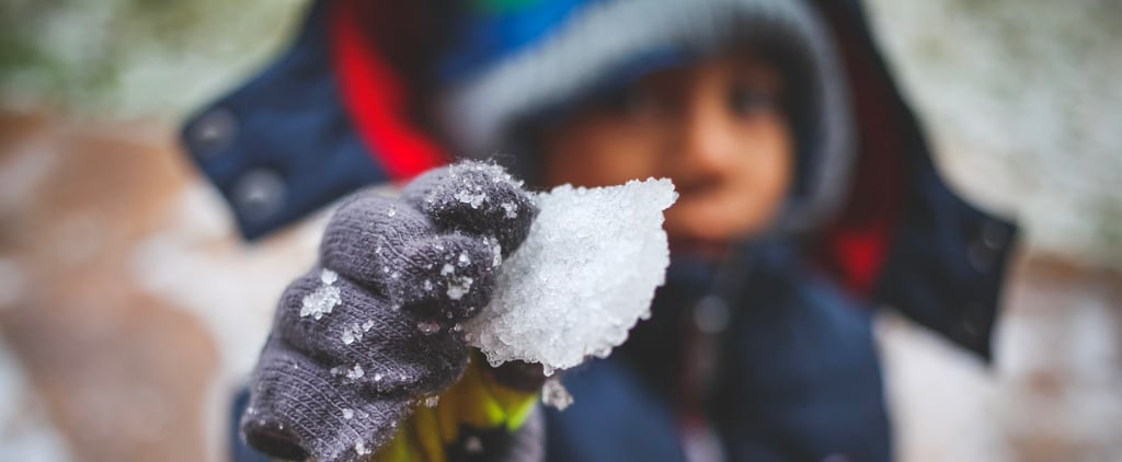 Can Toddlers Eat Snow?