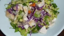 Recipe: Weeknight Chinese Chicken Salad