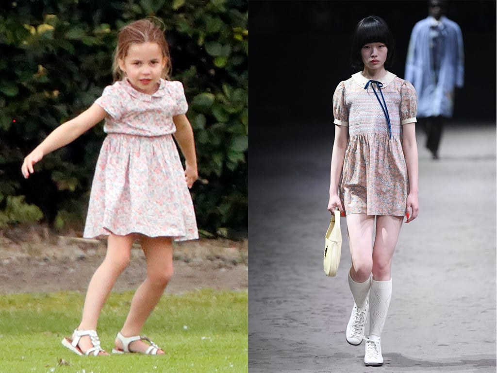 Did Princess Charlotte Inspire Gucci's Collection?