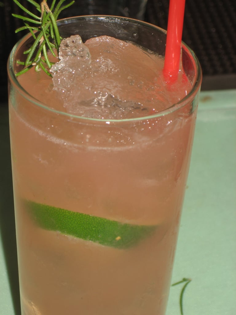 Happy Hour: Rose Mary