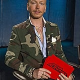 Did you catch Eric Daman on this week's ultraglamorous episode of Project Runway? Photo courtesy of Project Runway