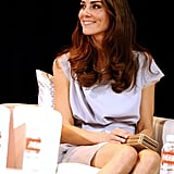 Kate Middleton on stage at Variety technology conference.