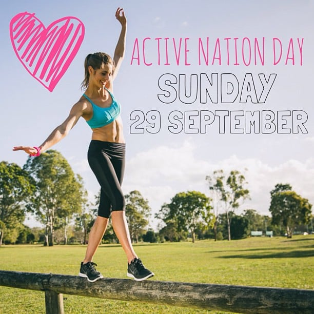 What Is Active Nation Day?