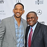 """""""Football Dad"""" Will Smith Explains Why He Decided to Star in Concussion"""