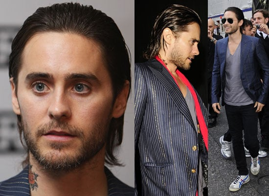 Photos Of Jared Leto And 30 Seconds To Mars At Kerrang Awards