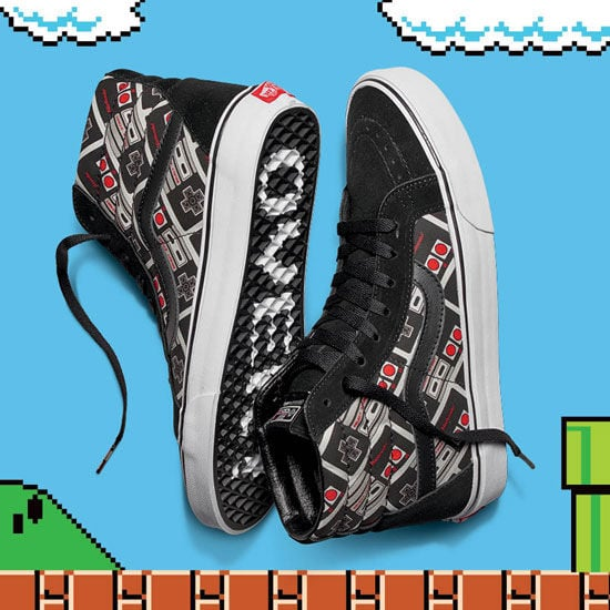 6edd1f86d0 Vans Collaborates With Nintendo