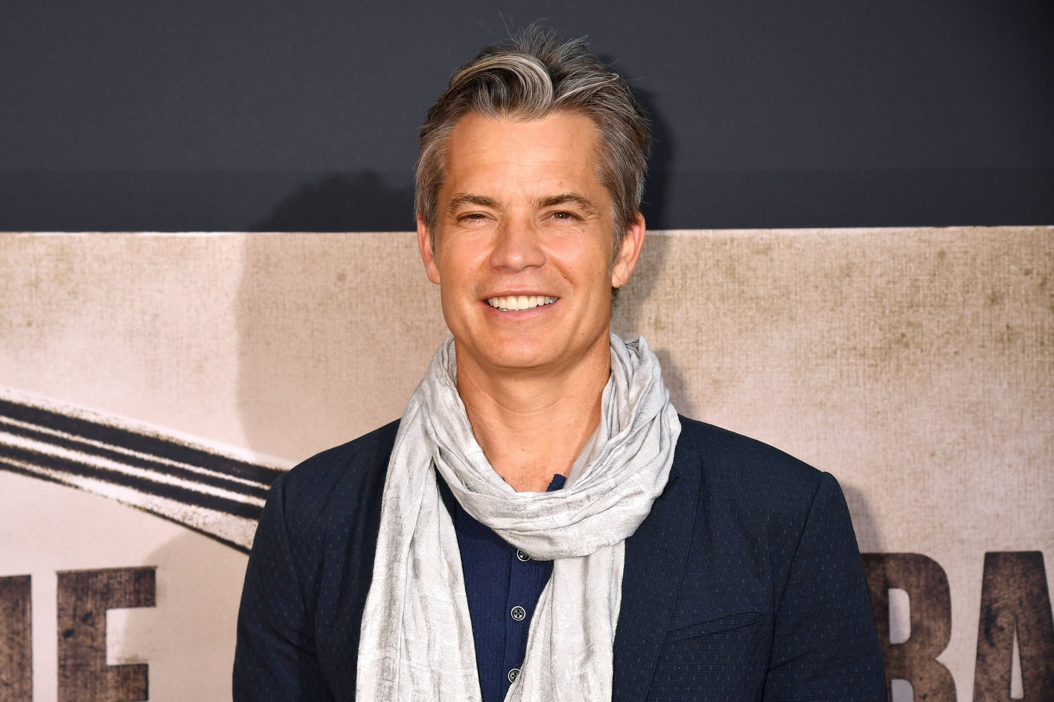 LOS ANGELES, CA - MAY 14:  Executive producer Timothy Olyphant attends the