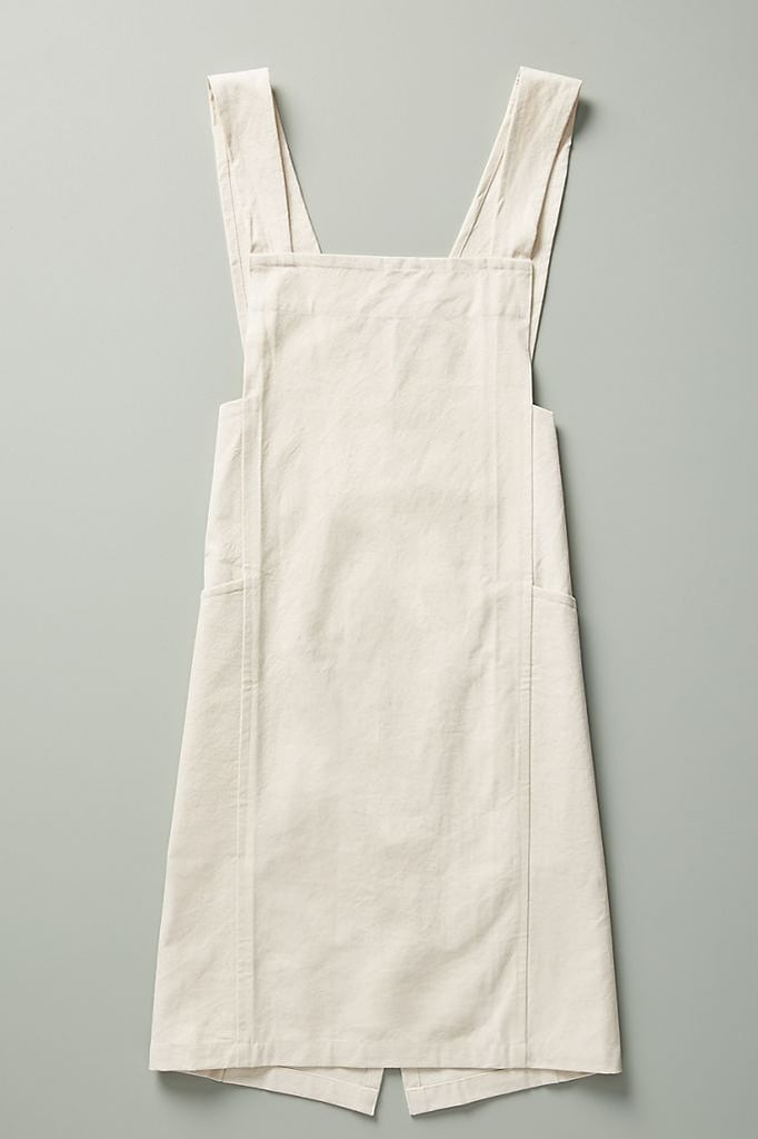 Anthropologie Classic Canvas  Apron