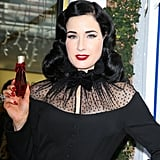 Dita Von Teese Reveals Her Skin Care Secrets and Beauty Mantras