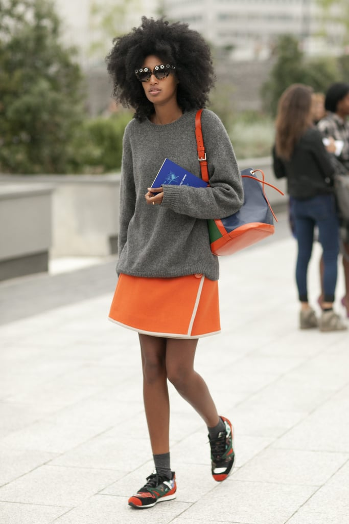 Fall Street Style