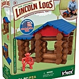 Lincoln Logs 51-Piece Forge Mill Cabin Set