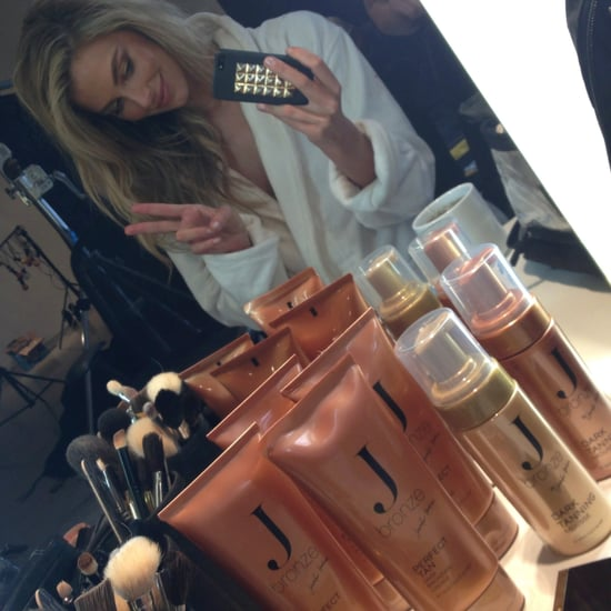 Beauty Interview With Jennifer Hawkins Jbronze Tanning