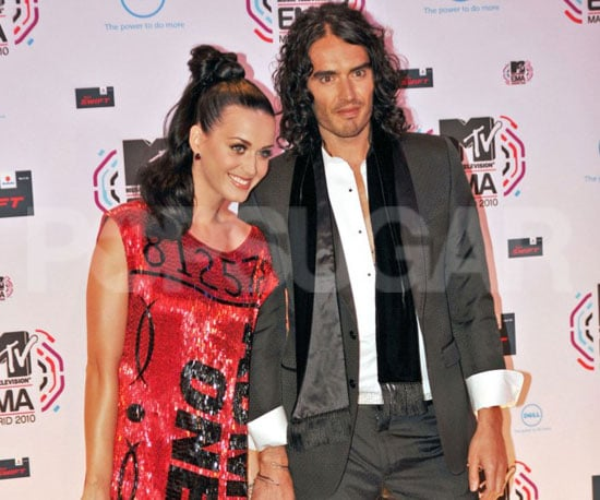 Slide Picture of Katy Perry and Russell Brand After Honeymoon