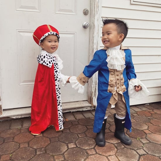 Hamilton Halloween Costume Inspiration For Kids and Families