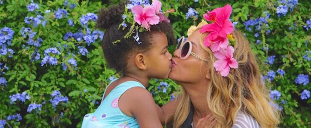 33 Beyoncé and Blue Ivy Moments That Will Put a Smile on Your Face and a Song in Your Heart