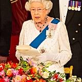 Britain: The Modern Sapphire Tiara