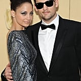 Photos of Nicole Richie and Joel Madden at the Oscars