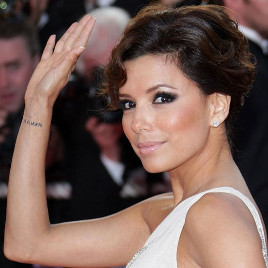 Cover Up or Remove Your Tattoos Like Eva Longoria with Bella's Handy Tips