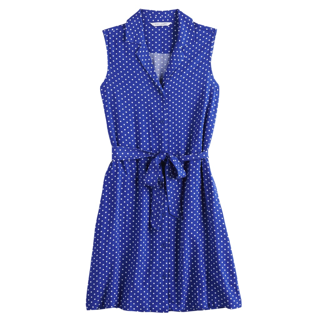 Plus Size POPSUGAR Mini Shirt Dress