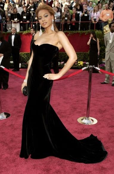 Black Academy Awards Dresses