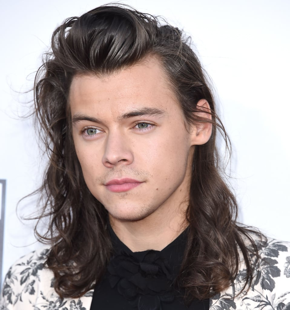 s of Harry Styles Hairstyles