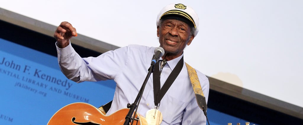 Celebrities Mourn the Loss of Music Legend Chuck Berry