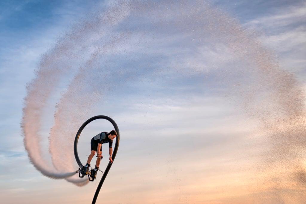 Go Flyboarding