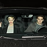 Ashlee Simpson and boyfriend Vincent Piazza.