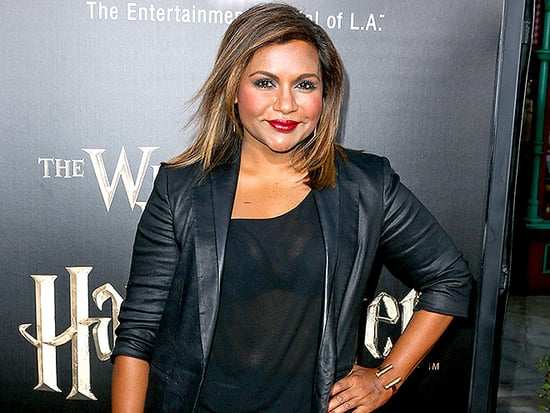 Mindy Kaling Lists Her Oily-Skin Saviors: 'I Don't Need No James Corden Staring at a Pimple on My Forehead!'